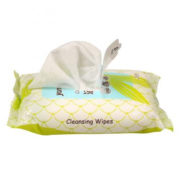 Custom Individually Packaged Flushable wet Wipes 35 gsm/s.q.m