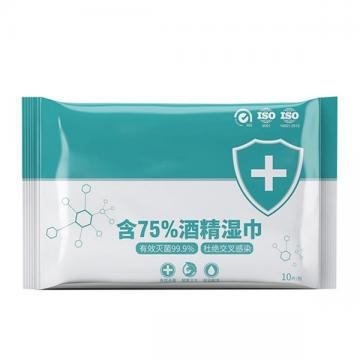 Cleaning OEM custom wet wipe lid alcohol free spunlace non woven fabric for wet wipes