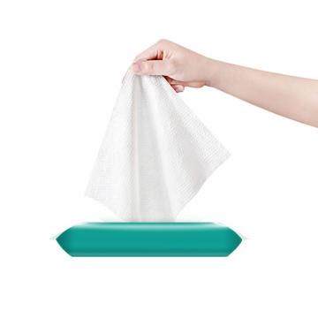 Disposable 70% isopropyl alcohol antiseptic cleaning wet wipe