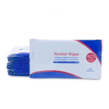 Alcohol free Disinfectant 99.9% sterilization rate Wet Wipe for Hand cleaning
