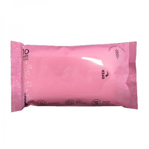 Household Use Sterilization Rate 99.9% Alcohol-Free Wet Wipes #2 image