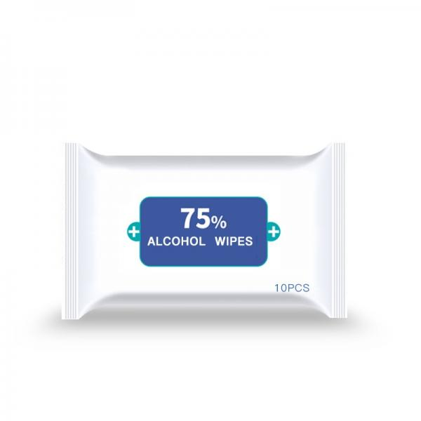 sanitary wipes (alcohol wipes) alcohol wipes to clean phone screens #1 image