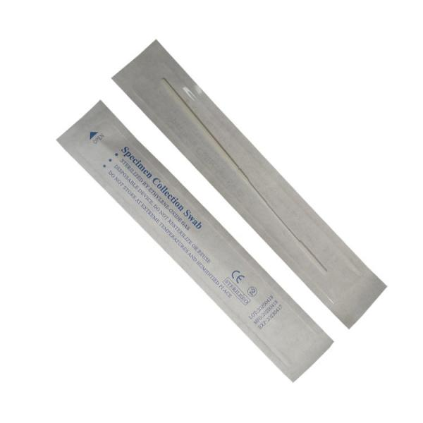 Disposable 70% Isopropyl Alcohol Sterile Swab with CE ISO MSDS #1 image
