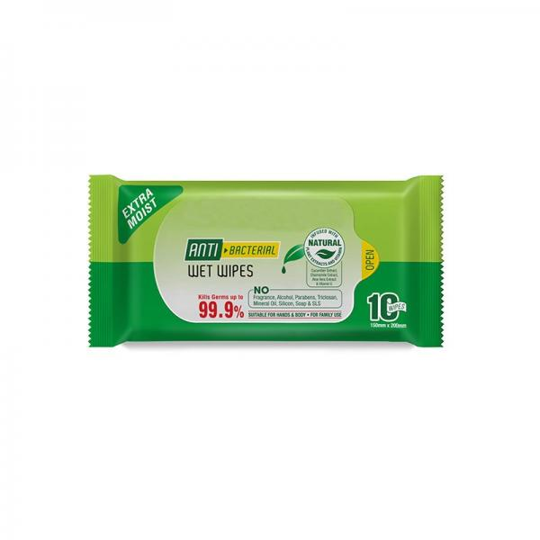 Single Packing Branded Alcohol Wipes Individual #3 image
