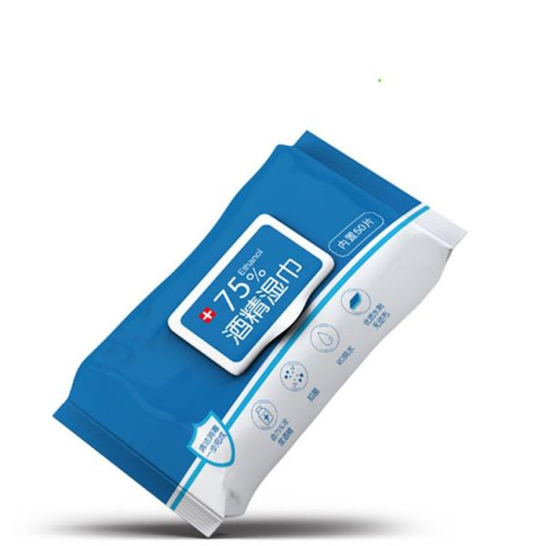 2020 New Arrival Cheap Spunlace Comfort and safety Brands Baby Wipes #1 image